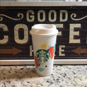 Starbucks Summer 2020 Reusable Hot Cup